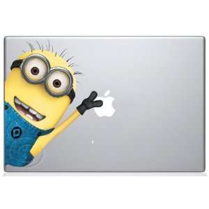 Despicable Me Minion Apple Macbook Decal skin sticker