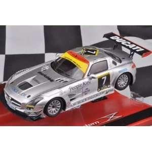 1/32 SCX Digital Slot Cars   Mercedes Benz SLS AMG (C197