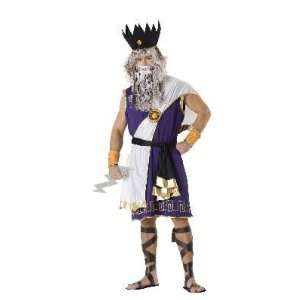 Adult Greek God Zeus Costume: Everything Else