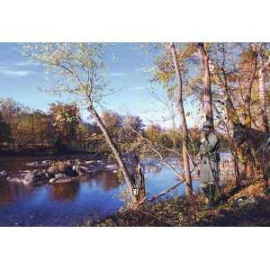 John Paul Strain   Shenandoah Crossing Artists Proof
