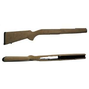 Hogue Ruger Mini 14/30 Rifle Stock Ghillie Green 50686