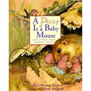 Baby Animal Names (Pinky Baby) (9780786811441) Pam Munoz Ryan Books
