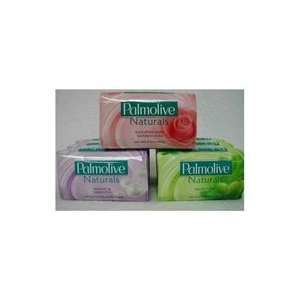Palmolive Soap 3 Bar Purple 80 Gram Each White & Smooth