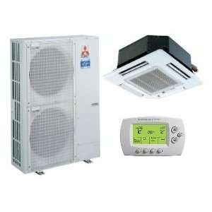 36,000 Btu/h 17 Seer Mitsubishi Single Zone Mini Split