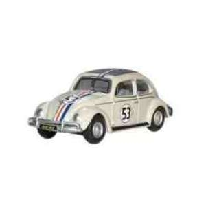 VW Beetle   Herbie   1/76th Scale Oxford Diecast Toys & Games