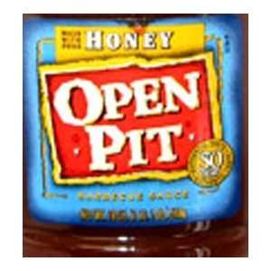 Open Pit Honey Barbecue Sauce  SIX BOTTLES (18oz each