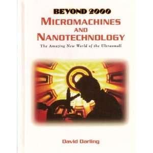 New World of he Ulrasmall (9780382249532) David Darling Books