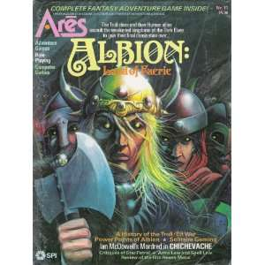 Ares Magazine #11: Featuring Albion, Land of Faerie