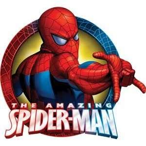 Marvel Comics Spiderman Web Slinger Sticker S SPI 0025 C