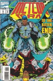 Meteor Man Movie Comic Book #6, Marvel 1994 VFN/NM