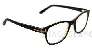 NEW Tom Ford Eyeglasses TF 5196 BLACK 005 TF5196 AUTH