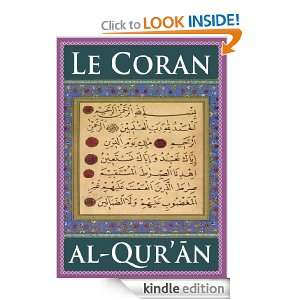 Le Coran  Coran Électronique (French Edition) Allah, Muhammad