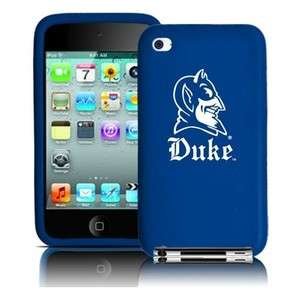 Duke Blue Devils iPod Touch 4th Gen Silicone 4g Case