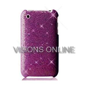 Visions Slim Iphone Hard Case Back Cover Glitter Cover