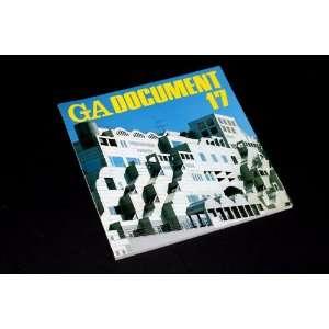 17 Apr 1987 * Frank Gehry, Tadao Ando Yukio (editor) Futagawa Books