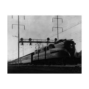Pennsylvania Railroad #4839 train RR