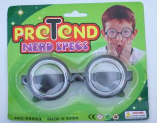 HALLOWEEN PARTY FUNNY HARRY POTTER COSTUME GLASSES H60