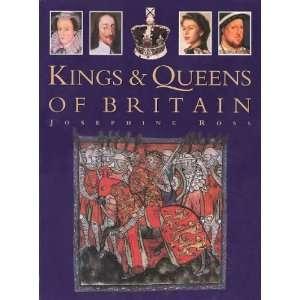 Kings & Queens of Britain Josephine Ross, Color