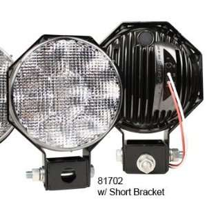Truck Lite 81072 LED Auxiliary Work Lamp, Bracket & Cover