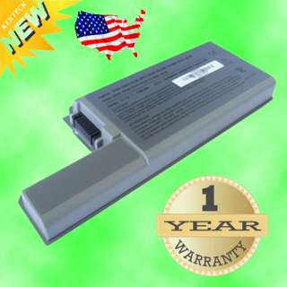 CELL Battery for Dell Latitude D531 D820 D830 D531N