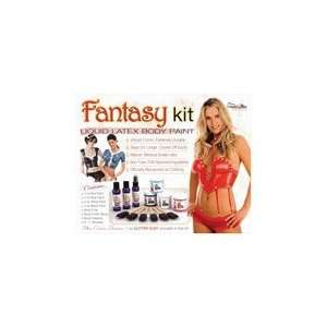 Fantasy kit   liquid latex body paint Toys & Games