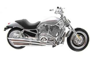 Harley Davidson Diecast Motorcycle Model Replica 112 Scale   Assorted