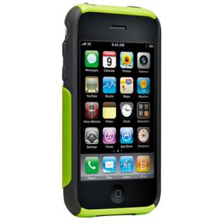OTTERBOX COMMUTER HARD CASE APPLE IPHONE 3G 3GS GREEN BRAND NEW OTTER