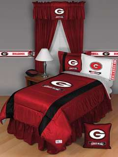 Univ GEORGIA BULLDOGS GA College WALLPAPER Wall Border!