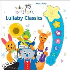 Baby Einstein: Lullaby Classics (Interactive Music Book