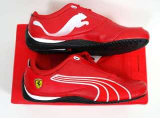 NEW PUMA MENS AUTHENTIC PREMIUM FERRARI DRIFT CAT 4 SF SNEAKERS SHOES