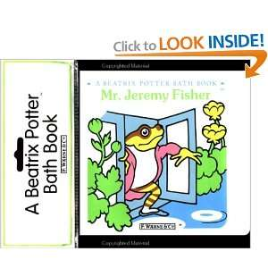 Jeremy Fisher: A Beatrix Potter Bath Book (Beatrix Potter Bath Books