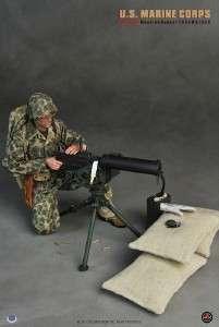 Soldier Story 1/6 U.S. Marine Corps M1917A1 Machine Gun