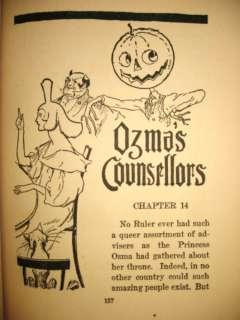 ANTIQUE GLINDA Wizard Of Oz L Frank Baum FAIRY TALE BOOK TOY Magic