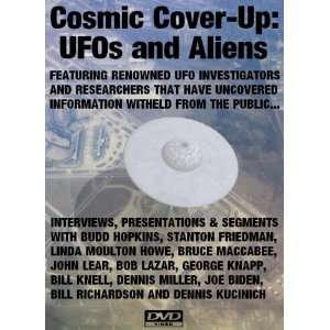 Cosmic Cover Up UFOs and Aliens Bill Knell Movies & TV