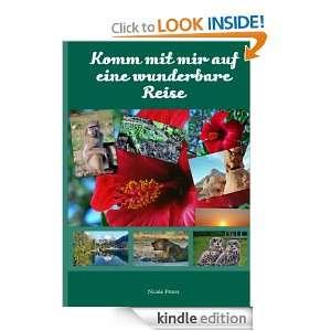 Komm mit mir auf eine wunderbare Reise (German Edition) Nicole Peters