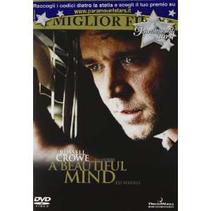 A Beautiful Mind: Christopher Plummer, Russell Crowe, Ed