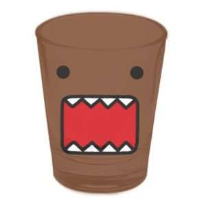 Domo Face Japanese Cartoon Animation Shot Glass: Kitchen