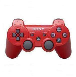 RED Moded Sony PS3 Rapid Fire Modded Controller 8 Modes