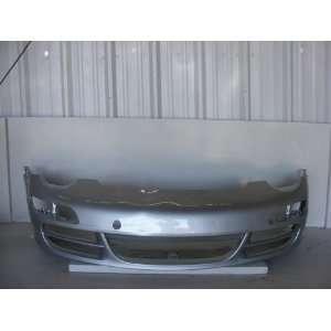 Porsche Front Bumper Cover 911 Carrera M/T W/ H/Lamp Washers W/O Aero