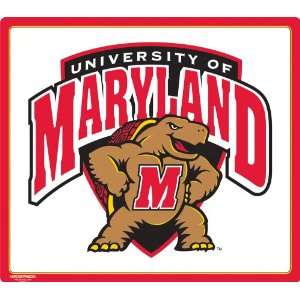 Wow!Pad 78WC068 Maryland Collegiate Logo Desktop Mouse Pad
