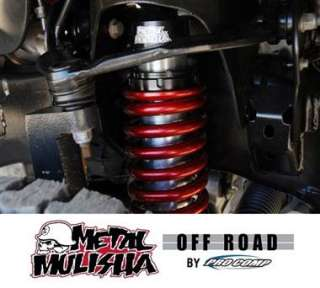 2007 2012 Toyota Tundra Pro Comp Metal Mulisha 6 Crossmember Lift Kit