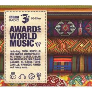 Awards for World Music 2007 Various Artists Music