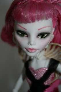 Custom Monster High Cupid doll professional Repaint by Buff OOAK