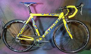 Edition Trek Madone Road Bike #366/ 500 Lance Armstrong Tour de France