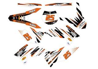 350 450 SX 250F 350F 450F CUSTOM GRAPHIC KIT DECAL 2011 2012