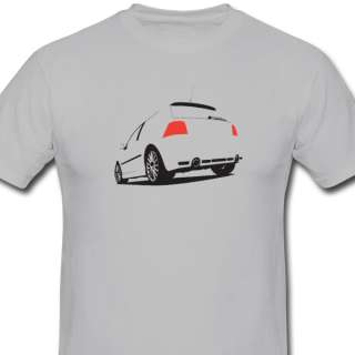 VW Golf MK4 R32 T Shirt, Cool MK4 Tee, Golf R32 T Shirt