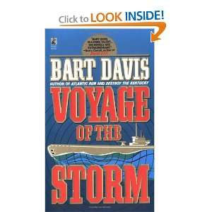 Voyage of the Storm (9780671769055): Bart Davis: Books