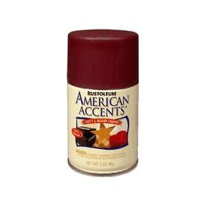 American Accents 3 Oz Gold Metallic Craft & Hobby Spray