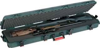 108199 AW Double Scoped Rifle/Shotgun Case with Wheels bone collector