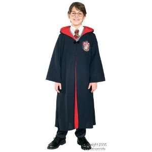 Kids Harry Potter Robe Costume (SizeSmall 4 6) Toys